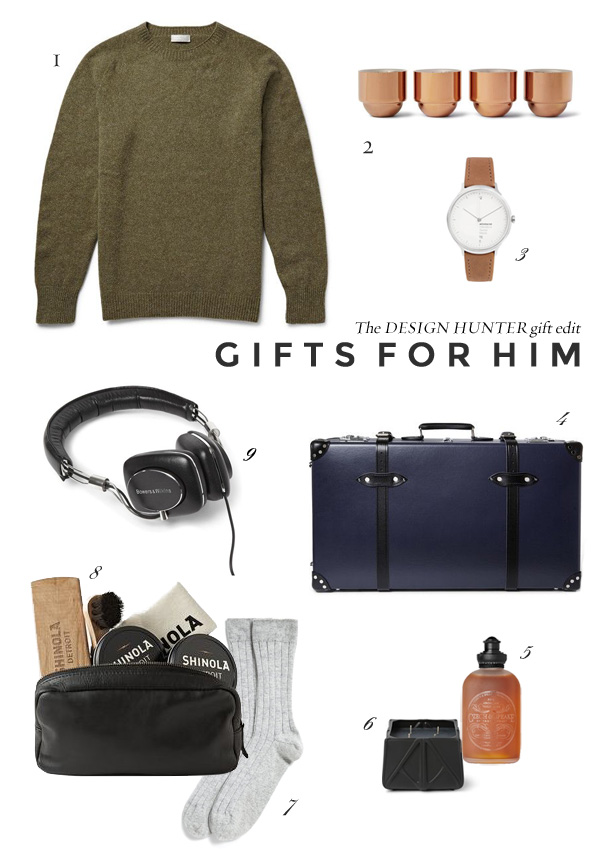 Christmas Gift Edit | Gifts for Him