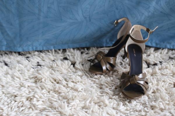 Celine shoes on Beni Ourain rug | Design Hunter