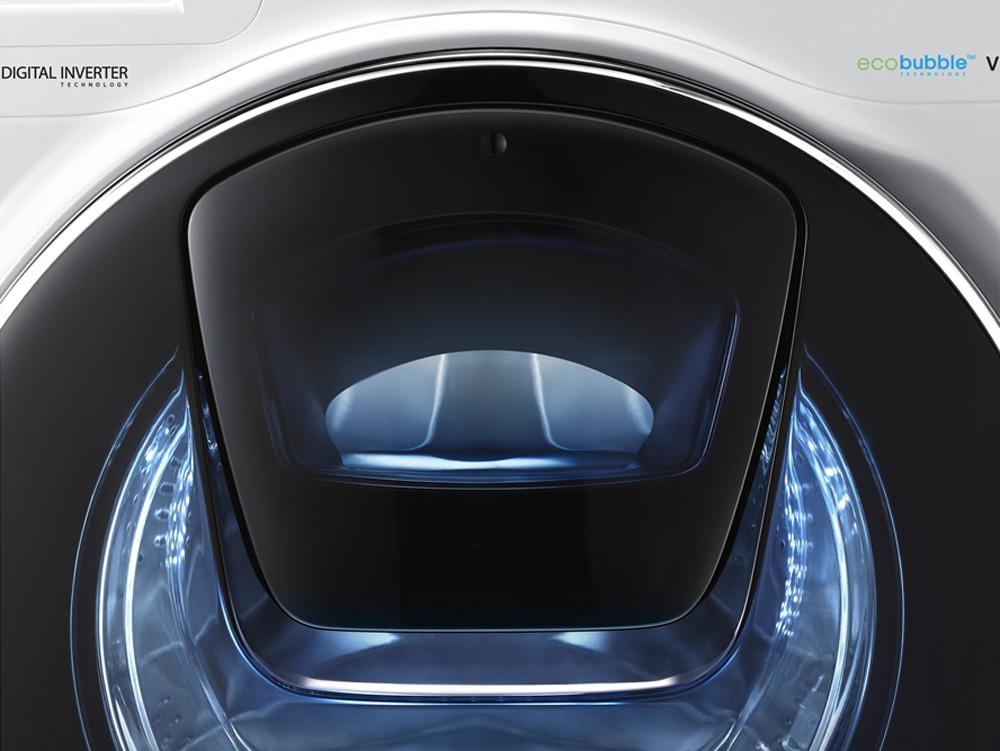 dc on samsung washing machine