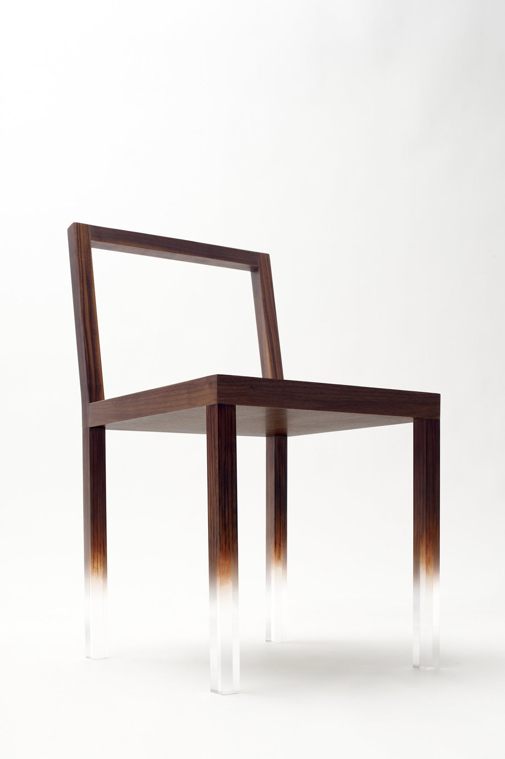 Fadeout chair | Nendo