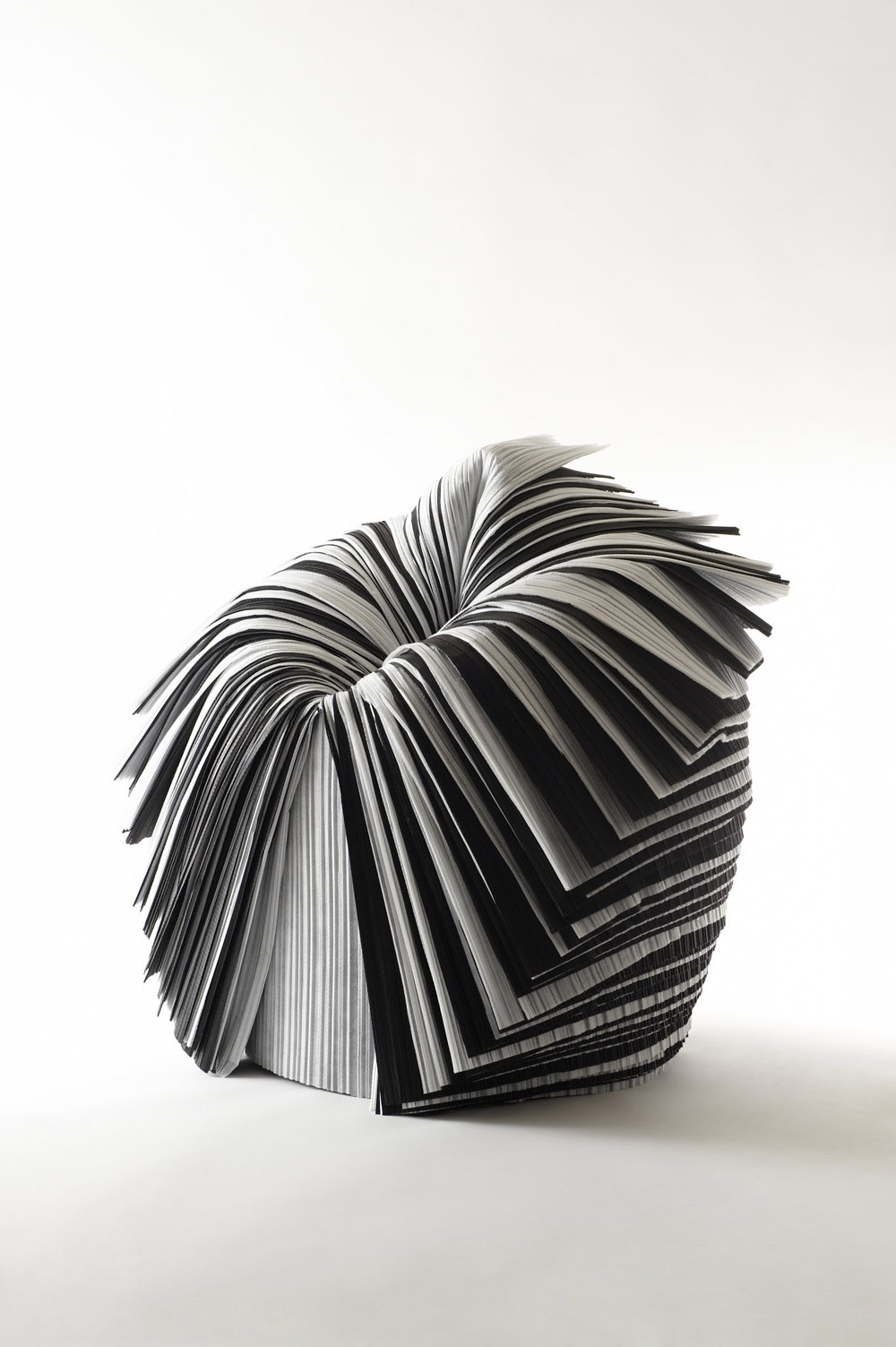 Cabbage chair | Nendo