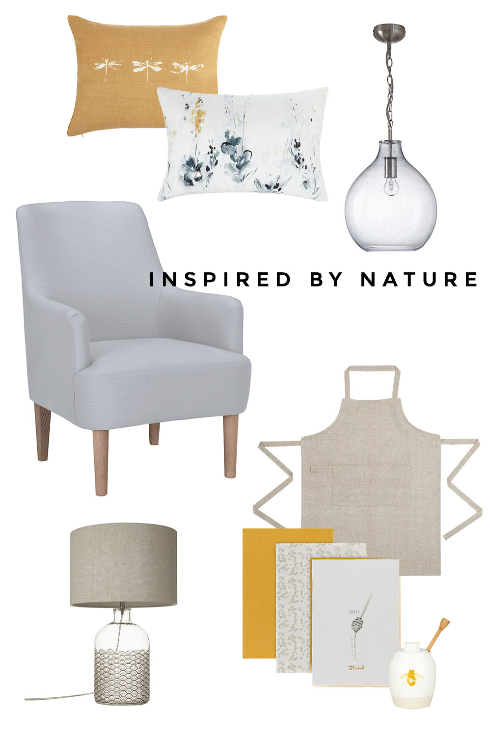 Inspired by Nature | Curated by John Lewis