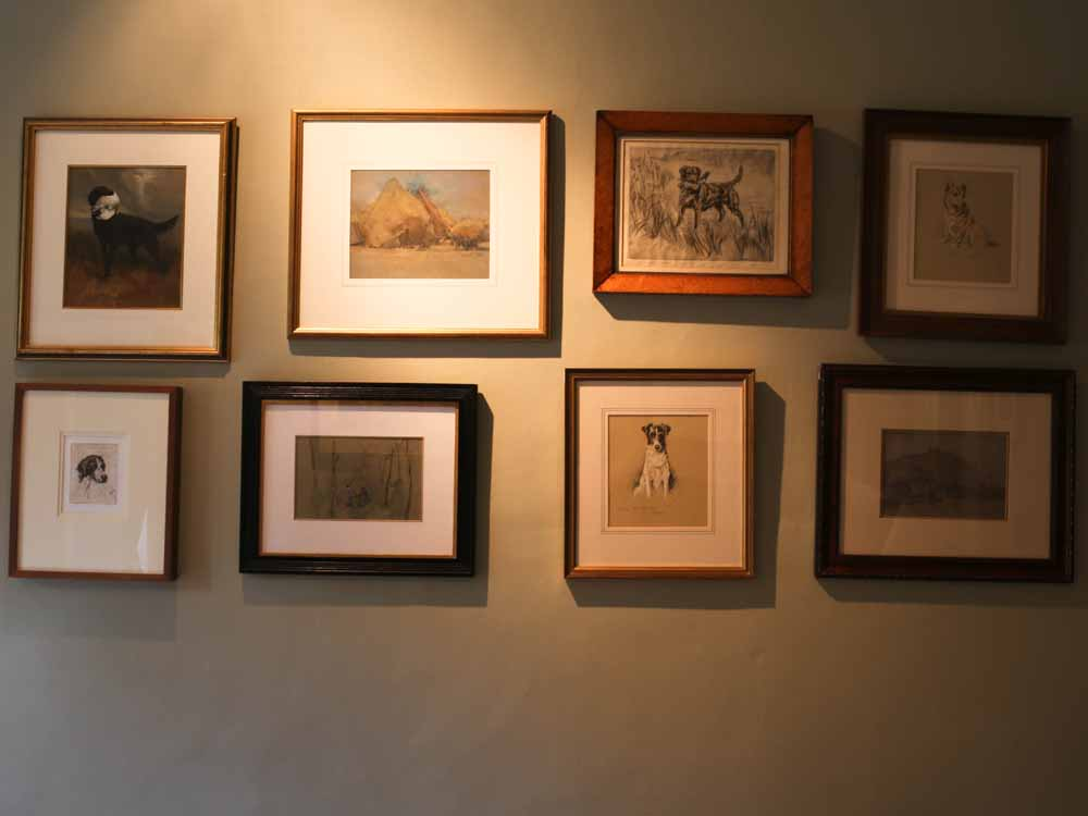 Picture wall | The Inn at Whitewell