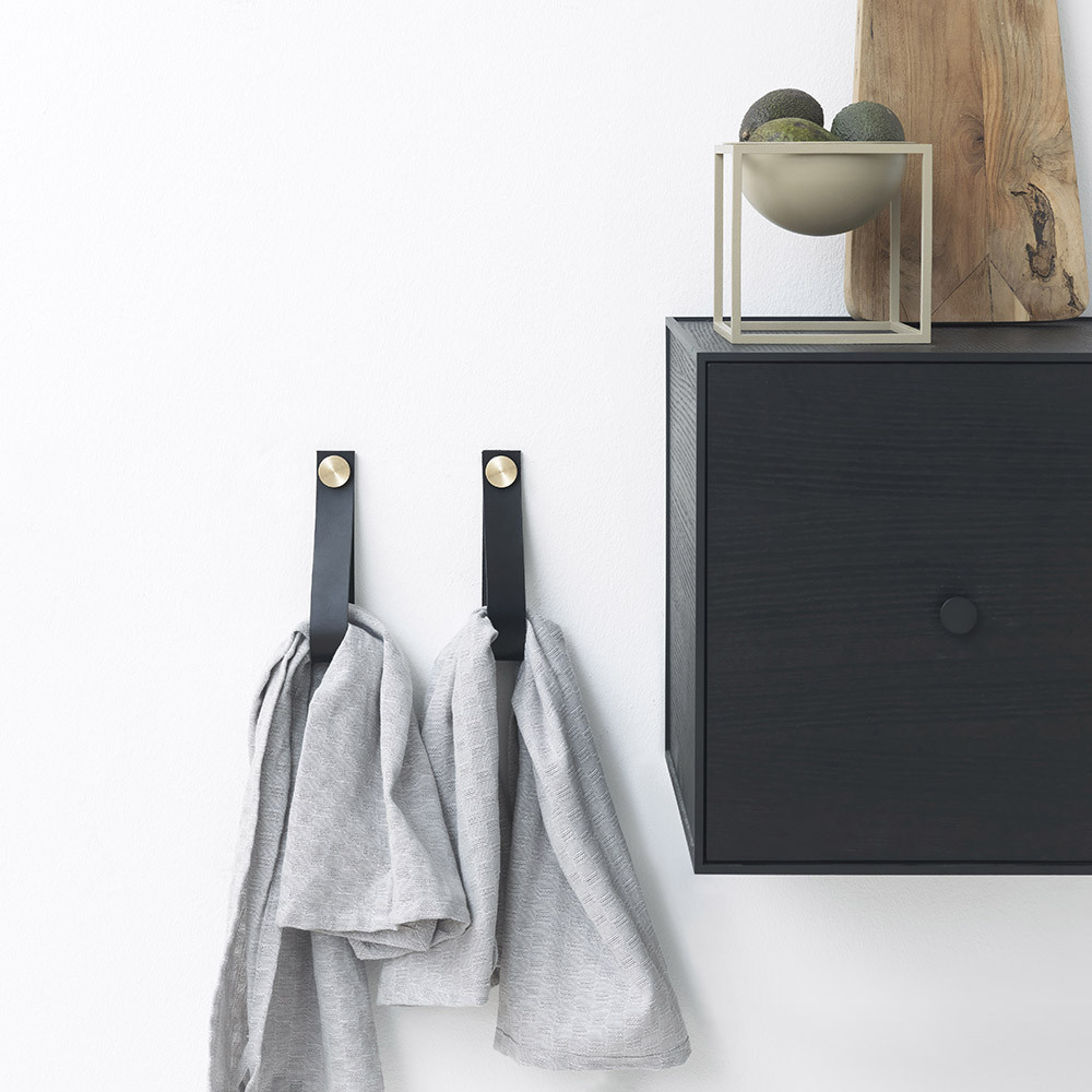 Stropp wall hook | By Lassen