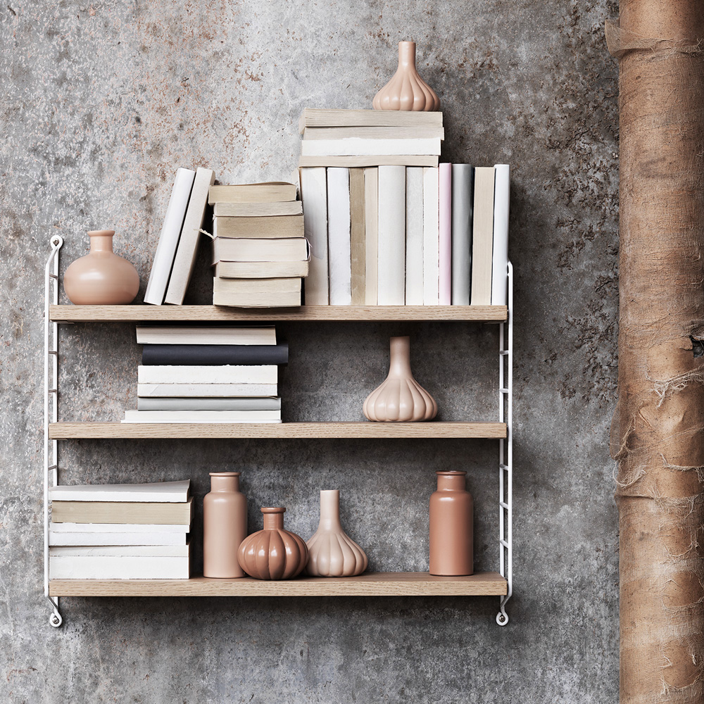 String Shelving Unit | Utility Design
