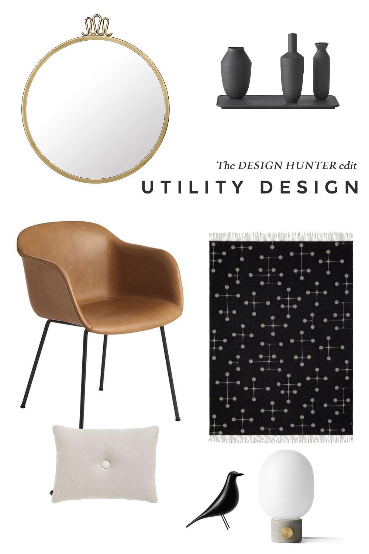 Utility Design | The Design Hunter Edit