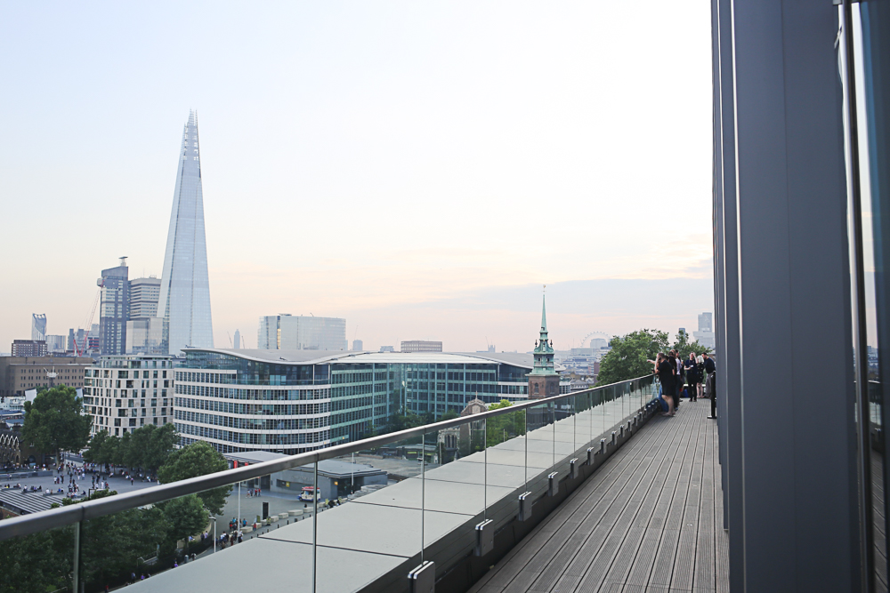 Cloud M bar at Citizen M Tower of London   Design Hunter