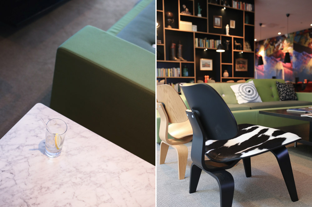 Lounge at CitizenM   Design Hunter