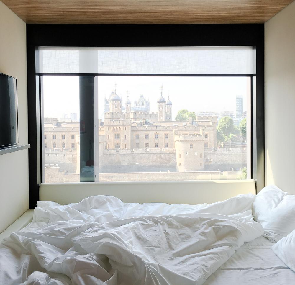 Citizen M Tower Of London | Design Hunter