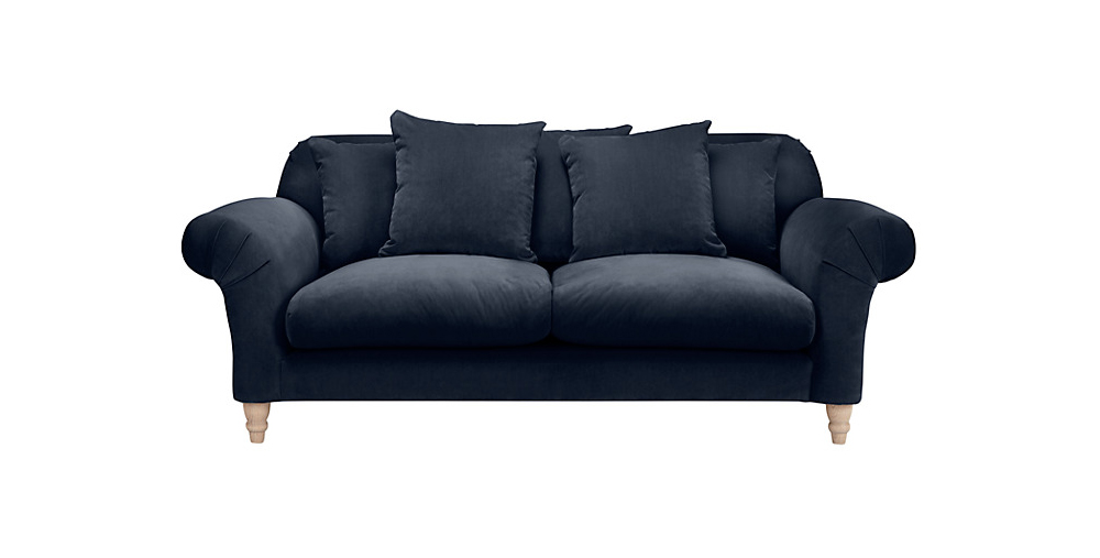 Loaf x John Lewis Doodler sofa