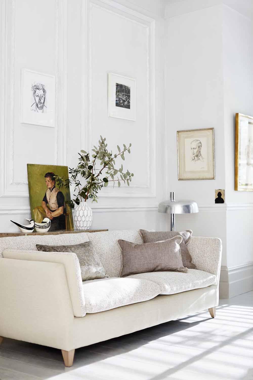 Cream Lennon sofa by G Plan | Design Hunter
