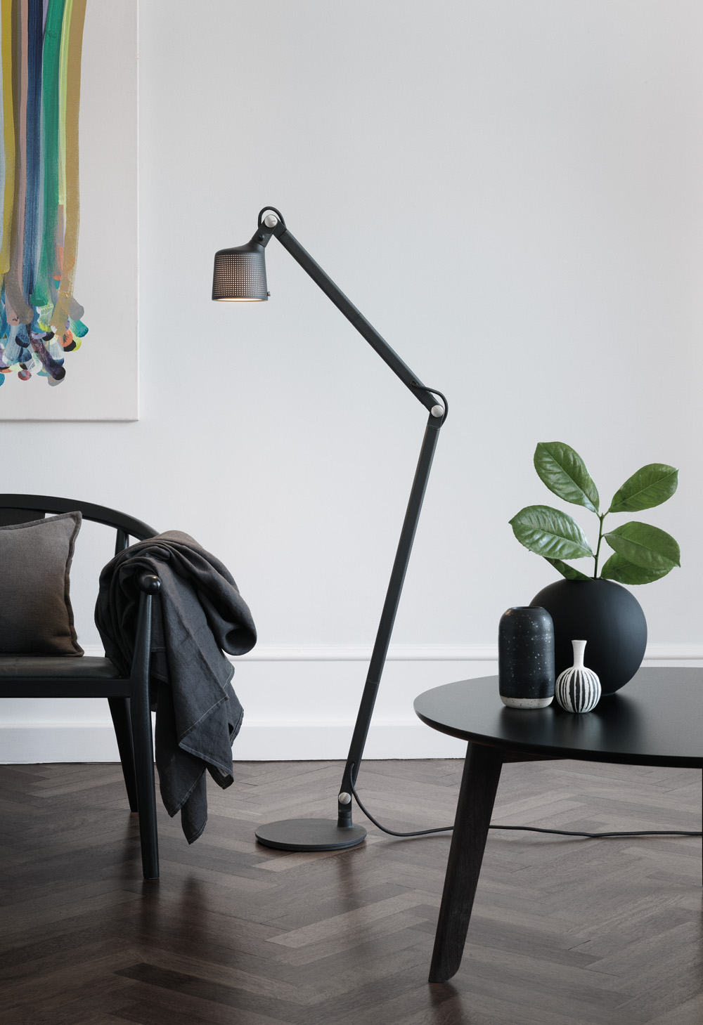 Vipp floor lamp | Design Hunter