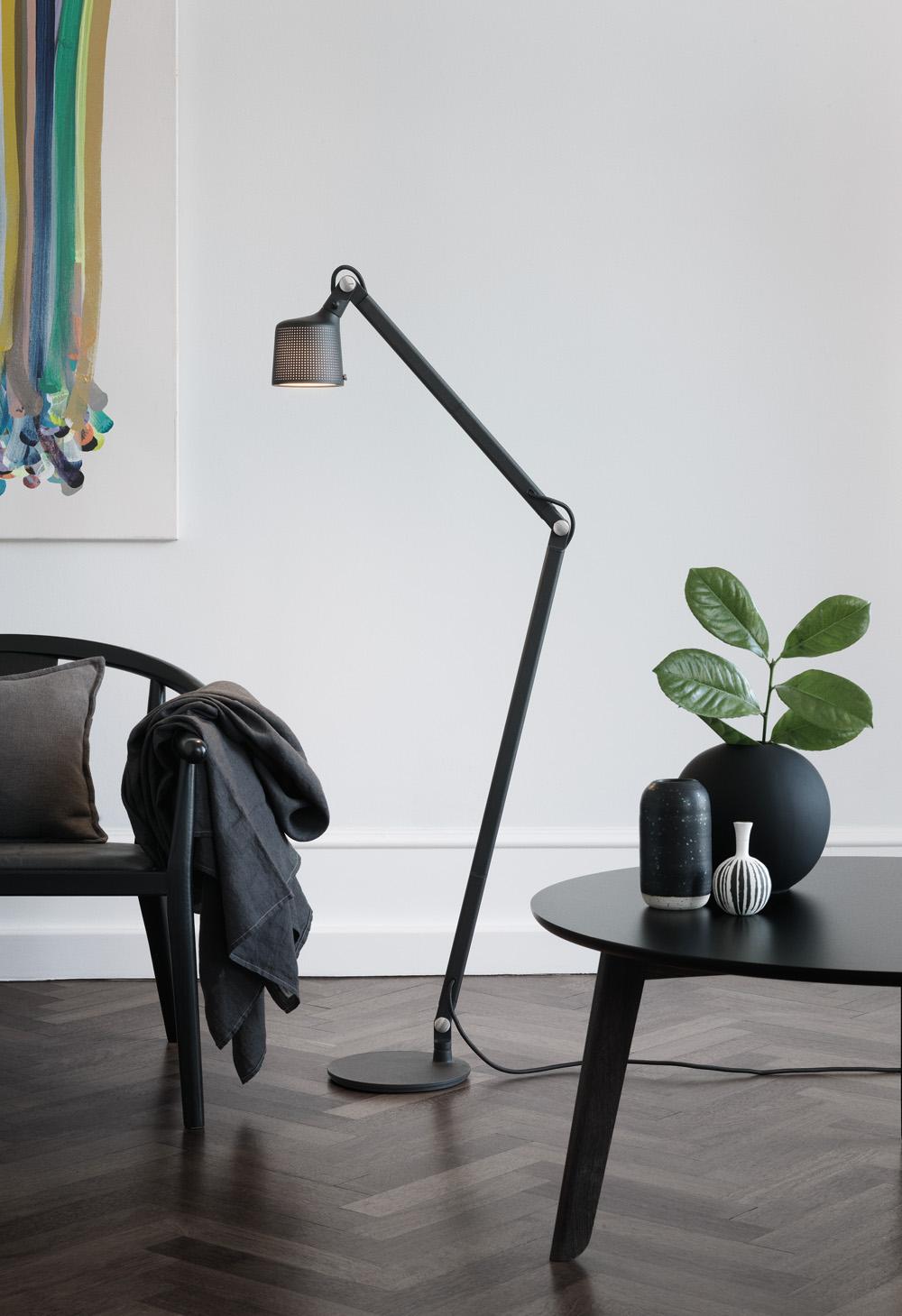 Vipp floor lamp | Design Hunter