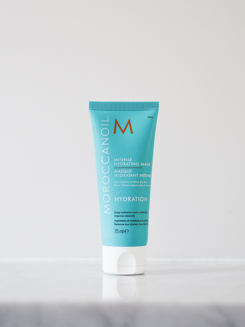 Moroccan Oil Intense Hydrating Mask review | Design Hunter