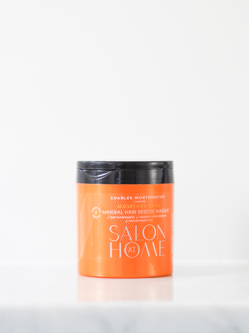 Charles Worthington Mineral Hair Rescue Masque review | Design Hunter