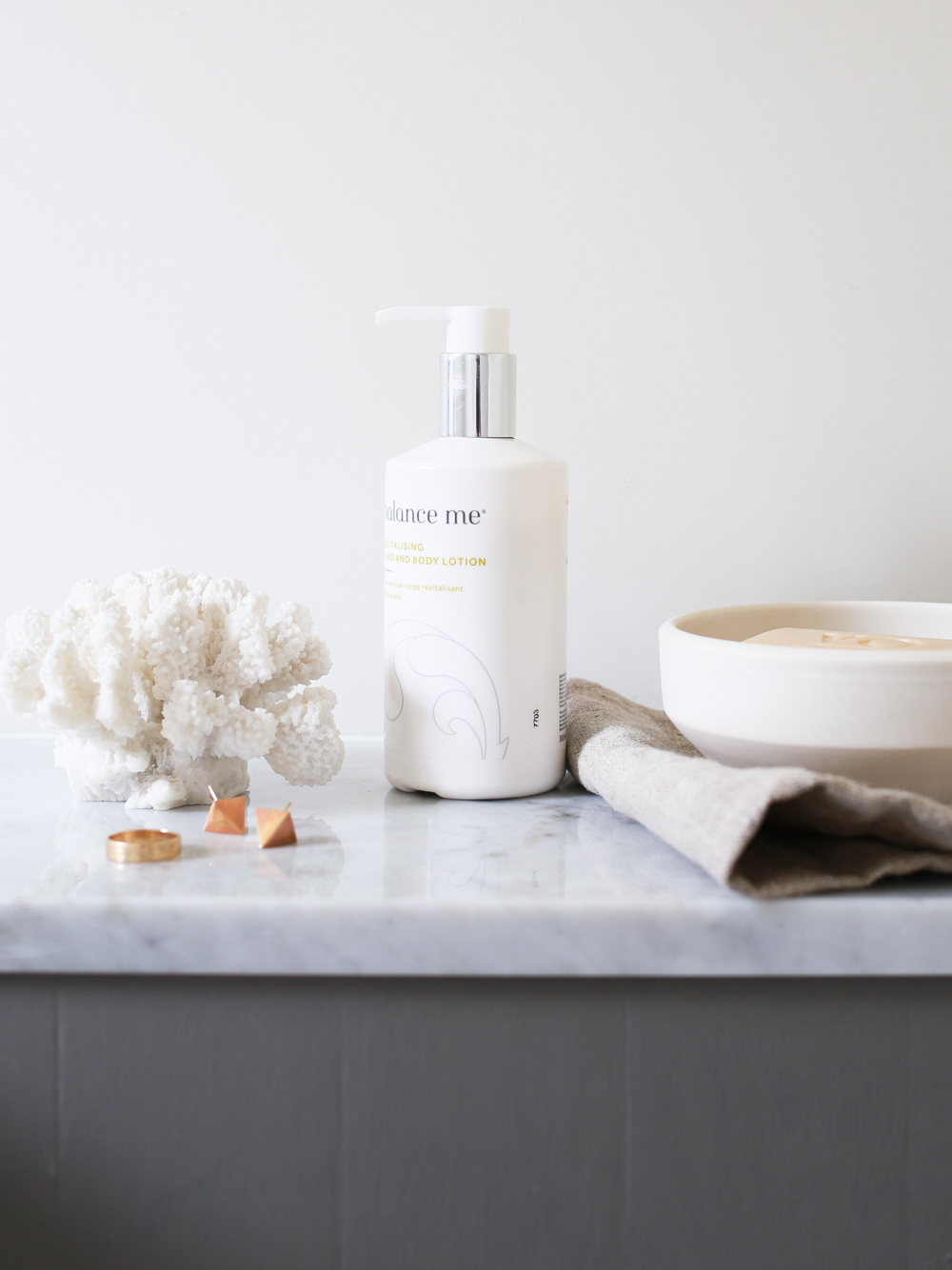 Balance me hand and body lotion | Deisgn Hunter