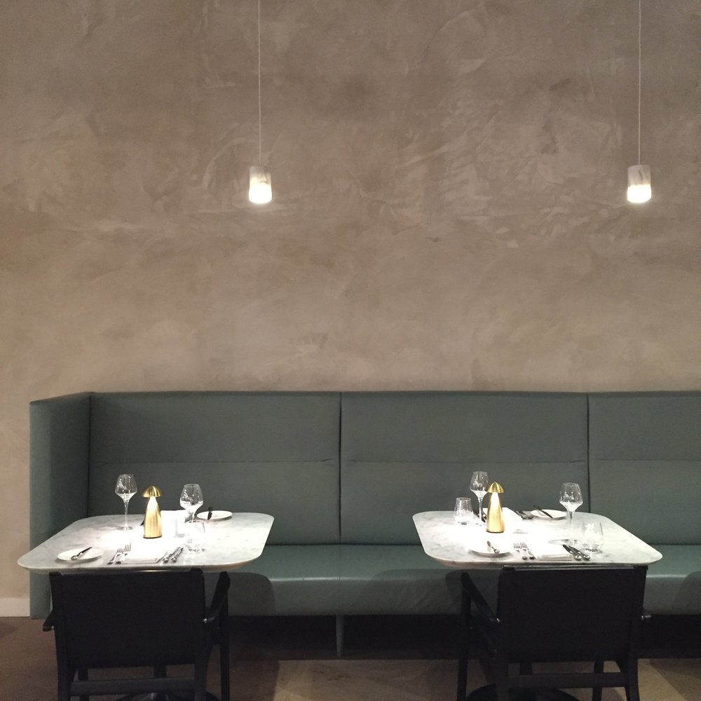Harvey Nichols restaurant Birmingham | Design Hunter