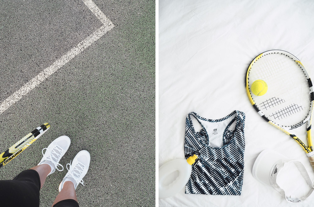 Tennis kit | Design Hunter