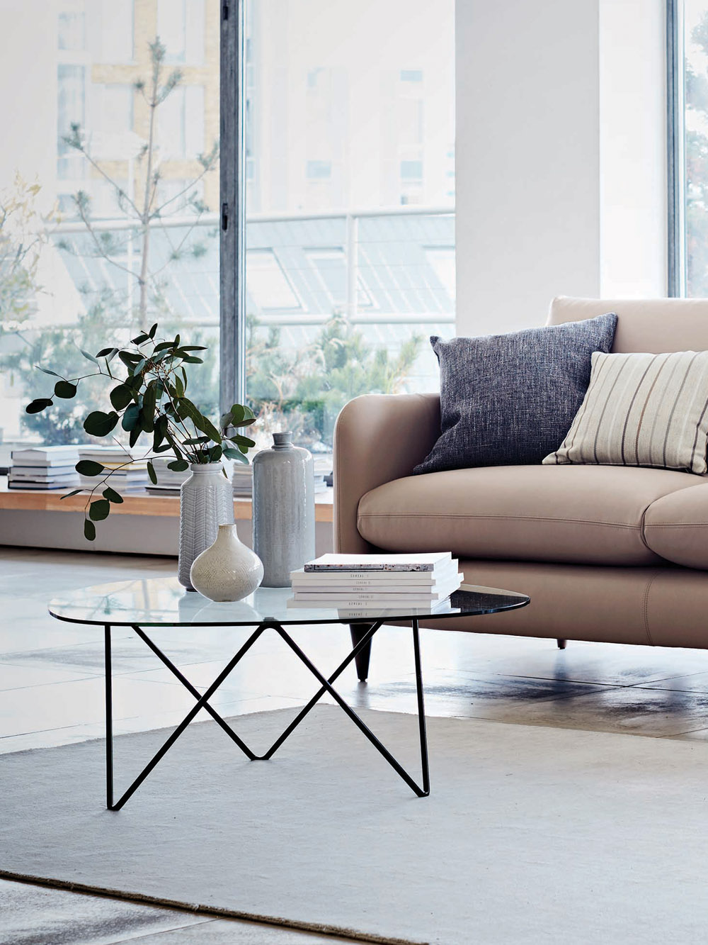 Georgia sofa | The Lounge Co