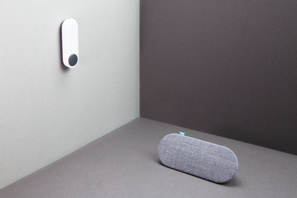 Ding Smart Doorbell | Design Hunter