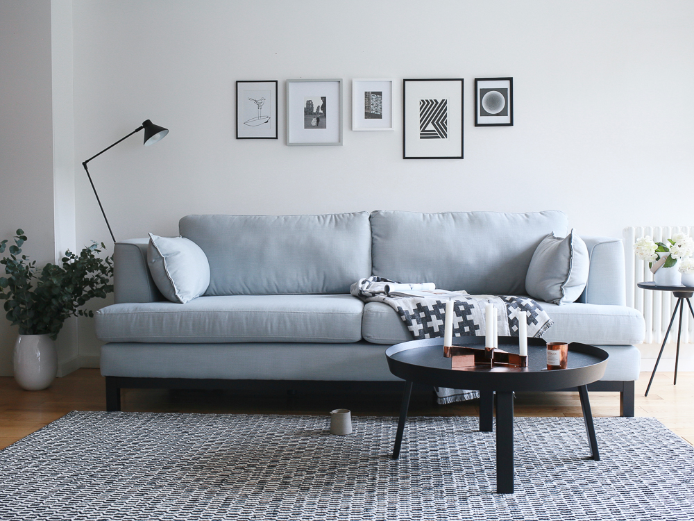 French Connection sofa DFS
