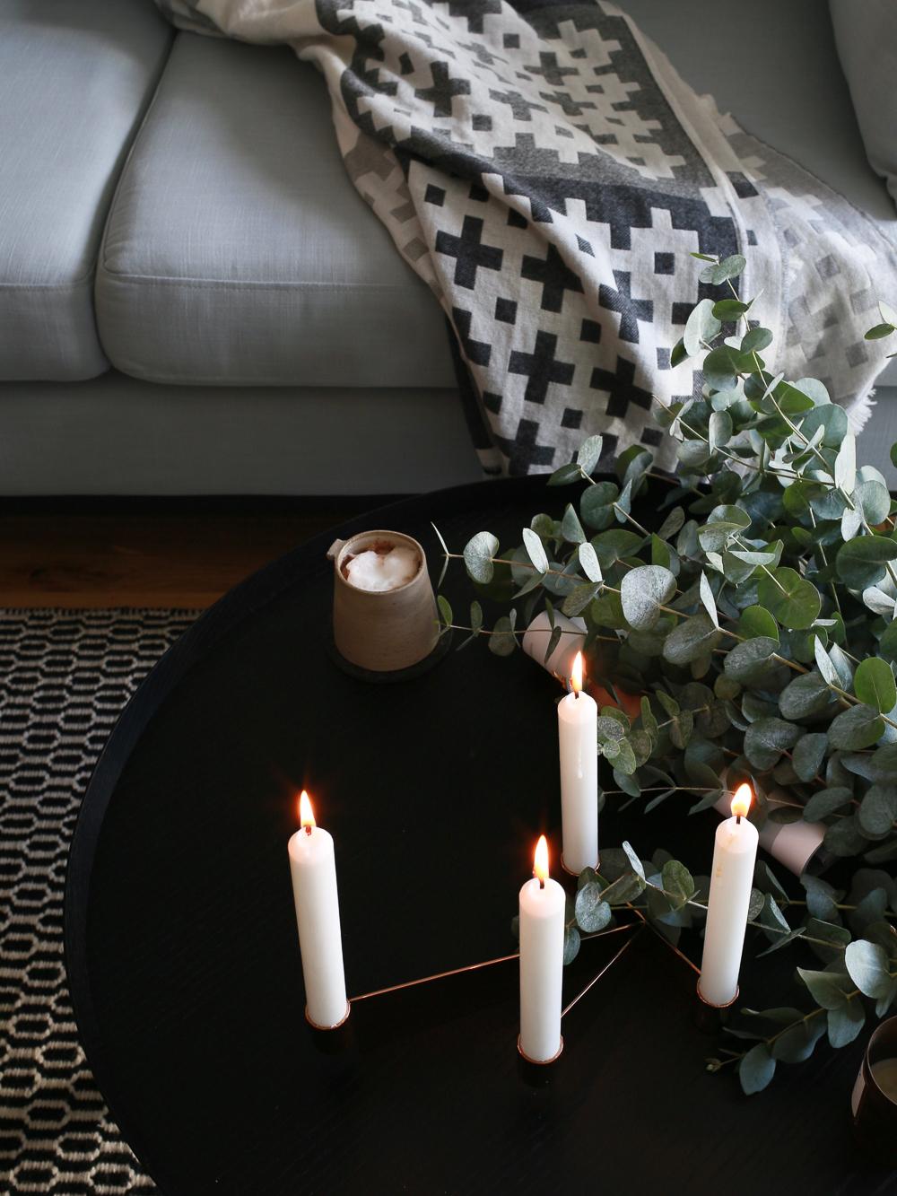 Georg Jensen Urkiola candleholder