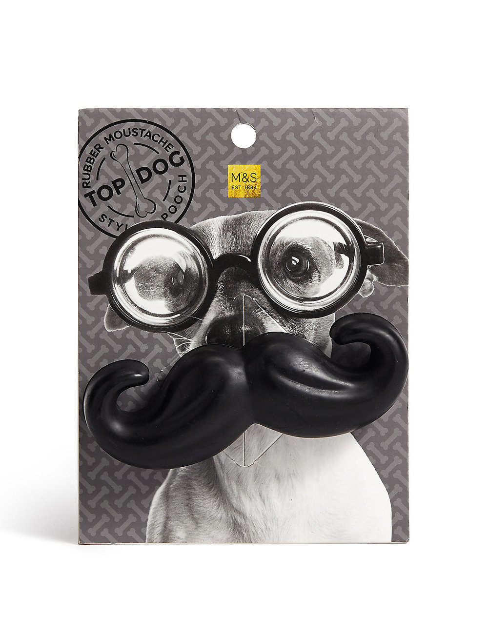 Dog moustache | M&S