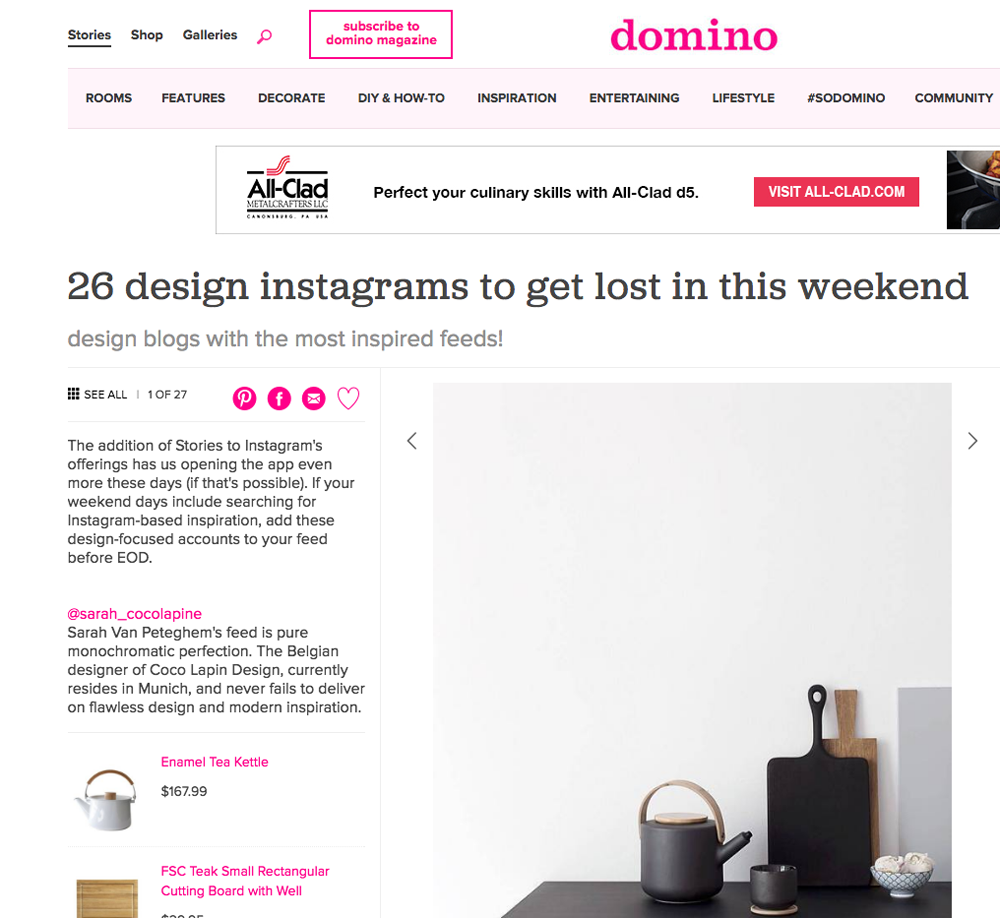 Screen shot Domino instagram feature.png