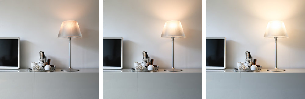 Phillips Scenswitch bulbs | Design Hunter