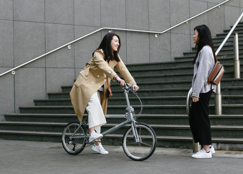 Whippet Bicycle - a new folding bicycle