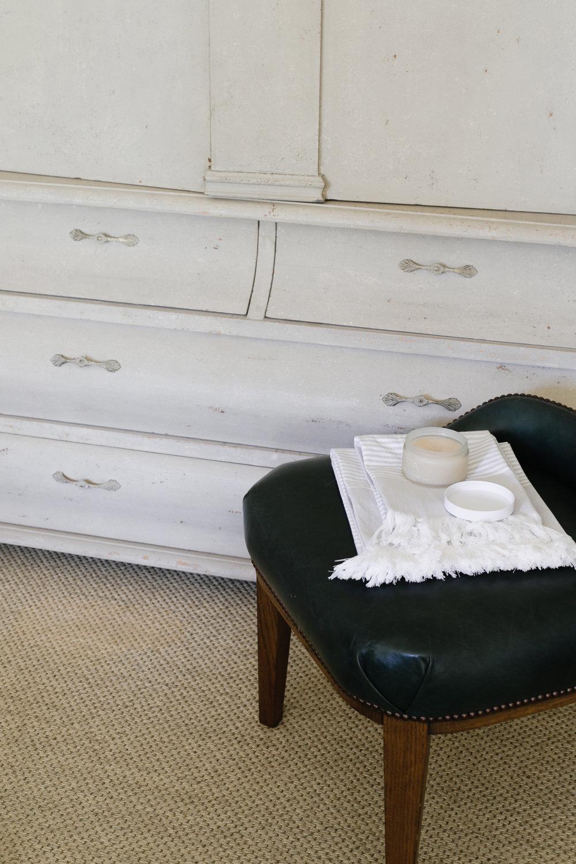 Spa essentials from The White Company | Design Hunter
