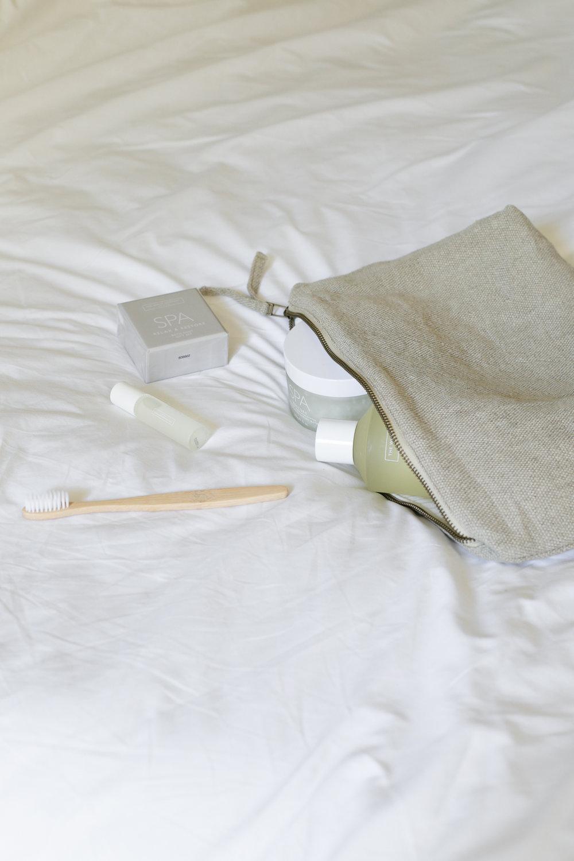 Spa break essentials from The White Company | Design Hunter
