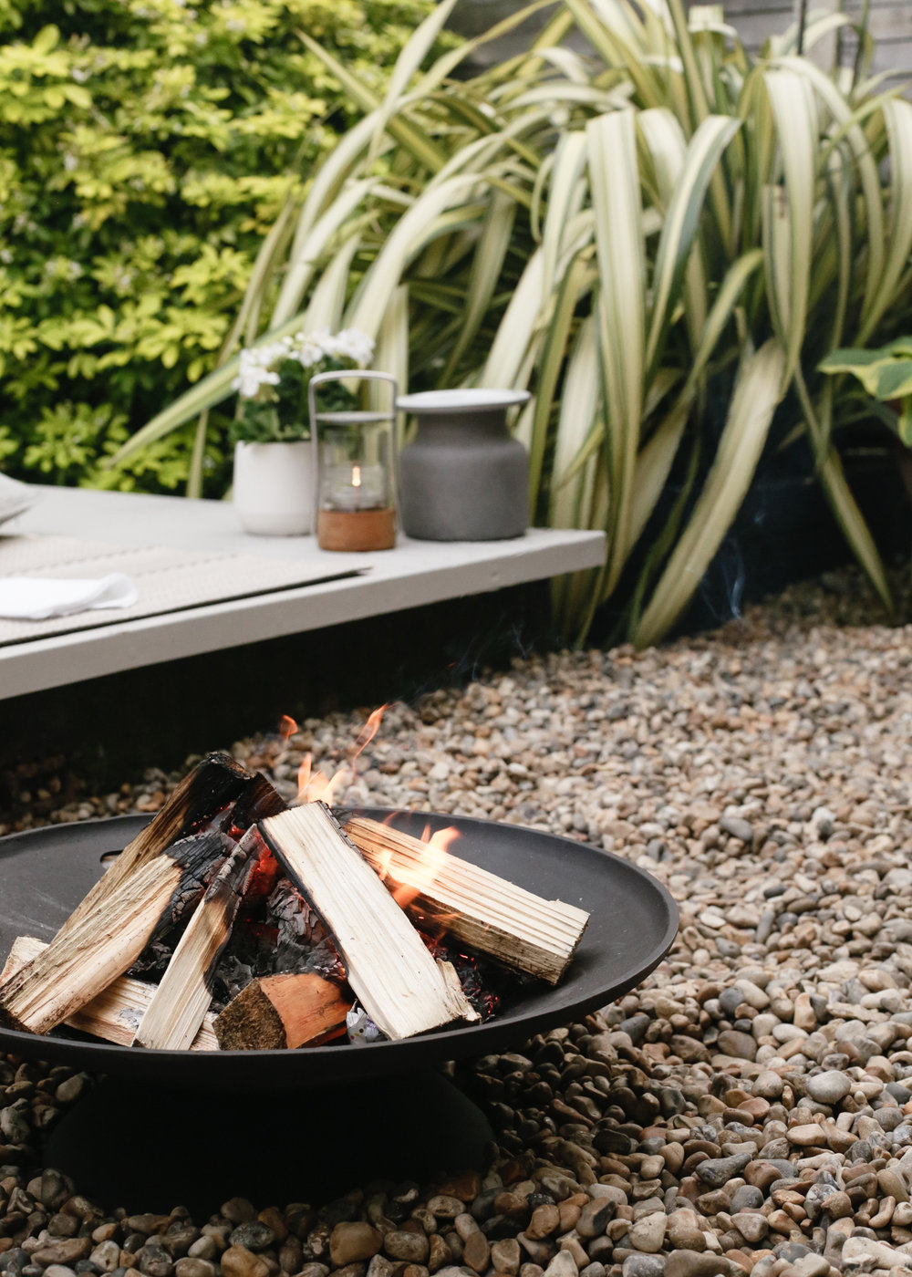 Skagerak firebowl | Design Hunter