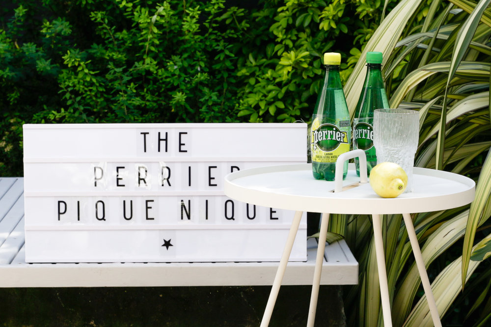 The Perrier Pique-Nique