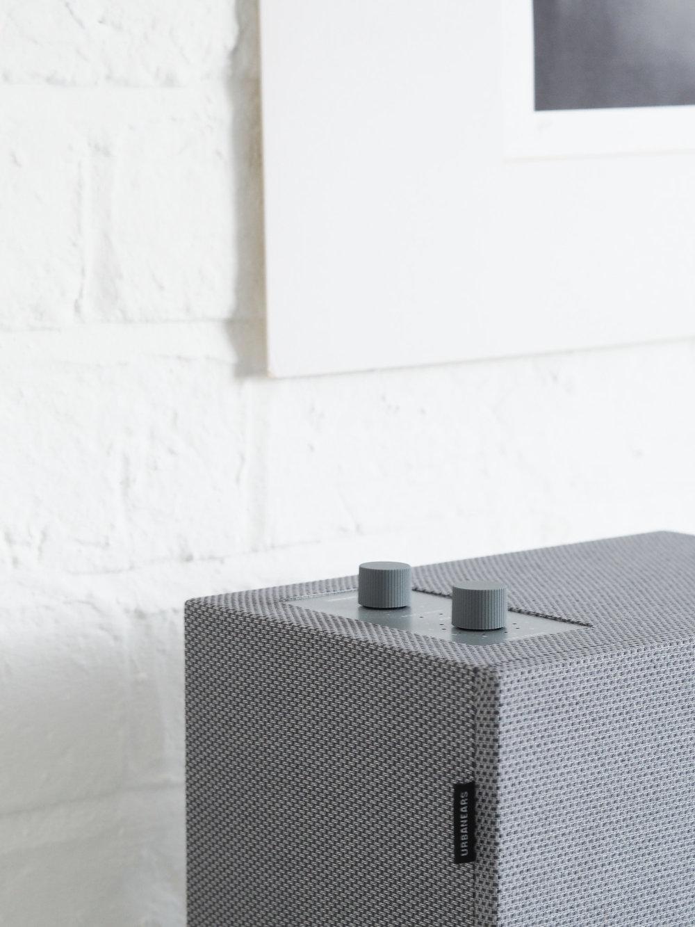 Urbanears connected speaker | Design Hunter