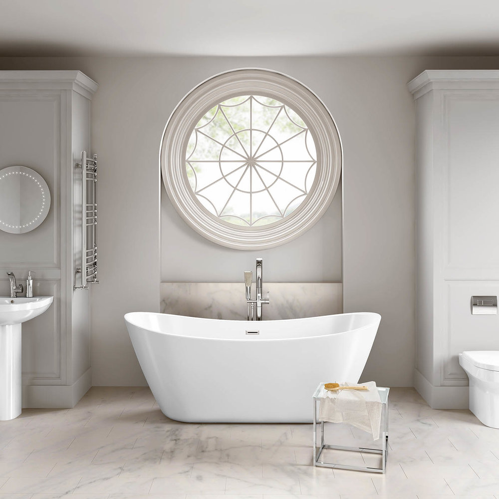 Freestanding bath | Soak.com