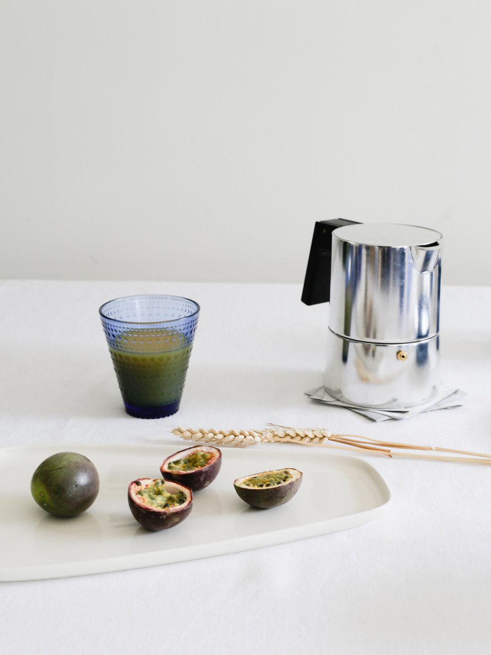 Coffee at the breakfast table | Design Hunter