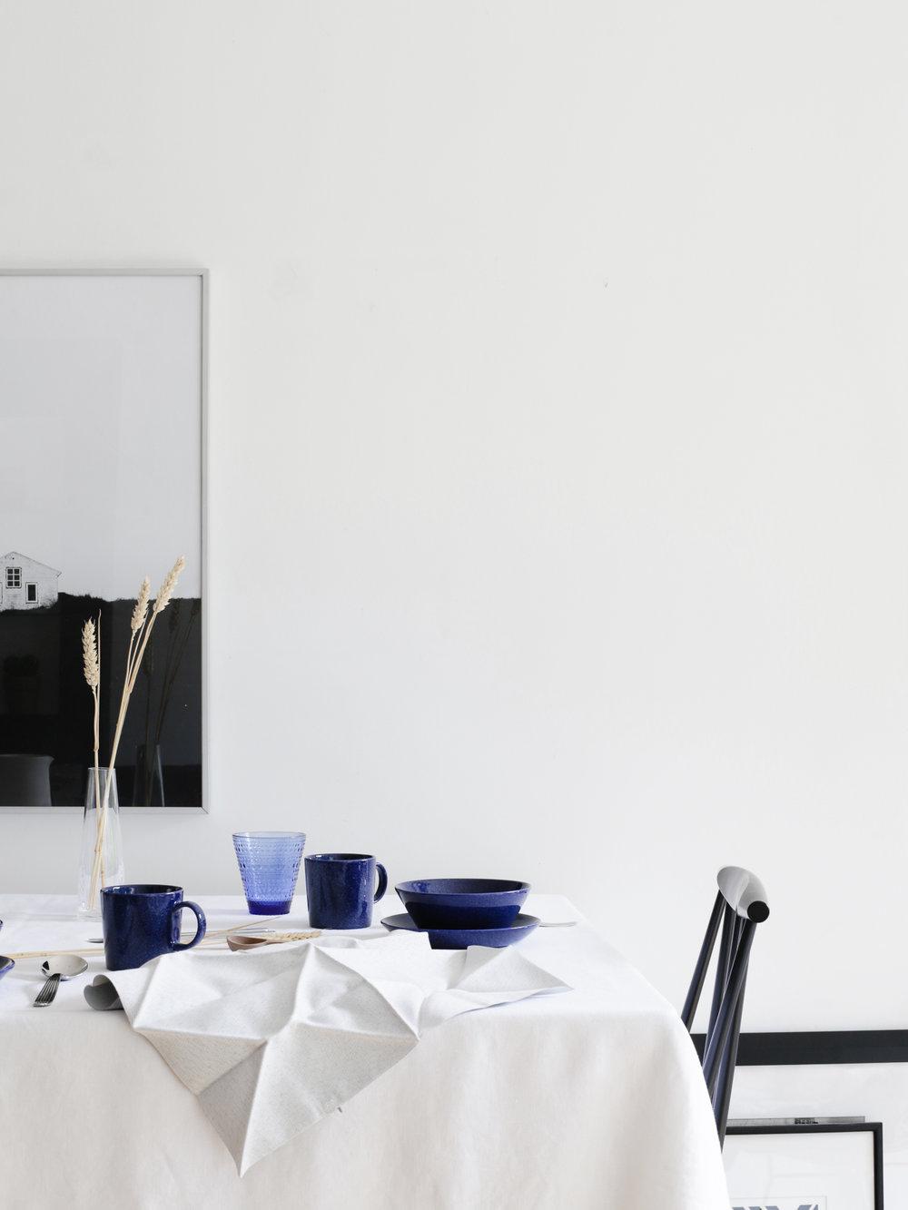 iittala Teema tableware in blue | Design Hunter