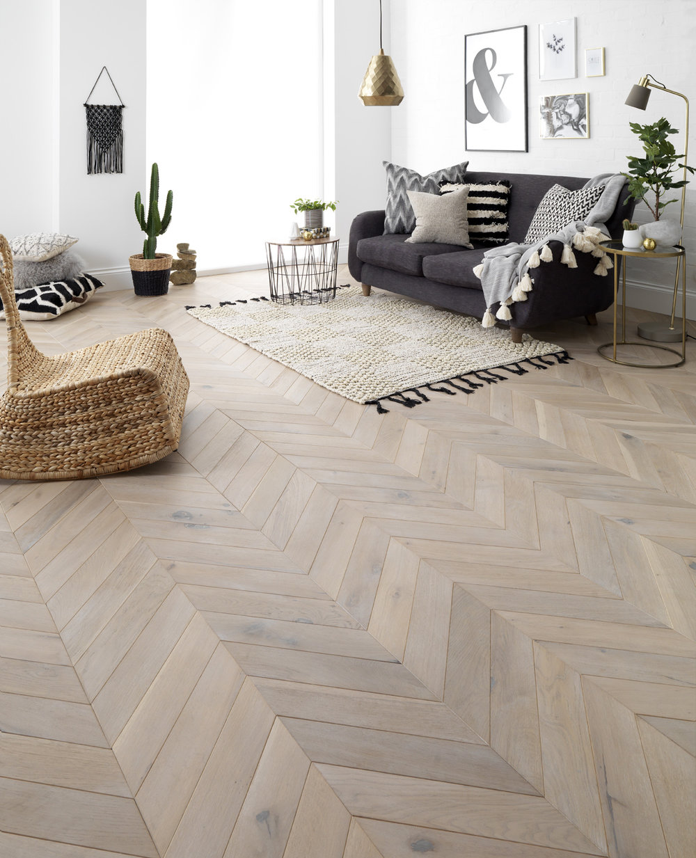 Goodrich Haze Oak - Woodpecker Flooring