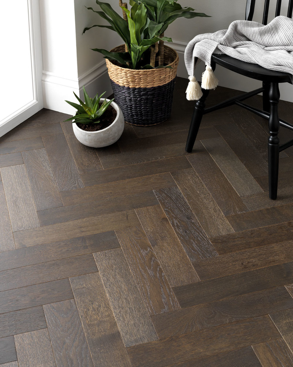 Goodrich Espresso Oak - Woodpecker Flooring