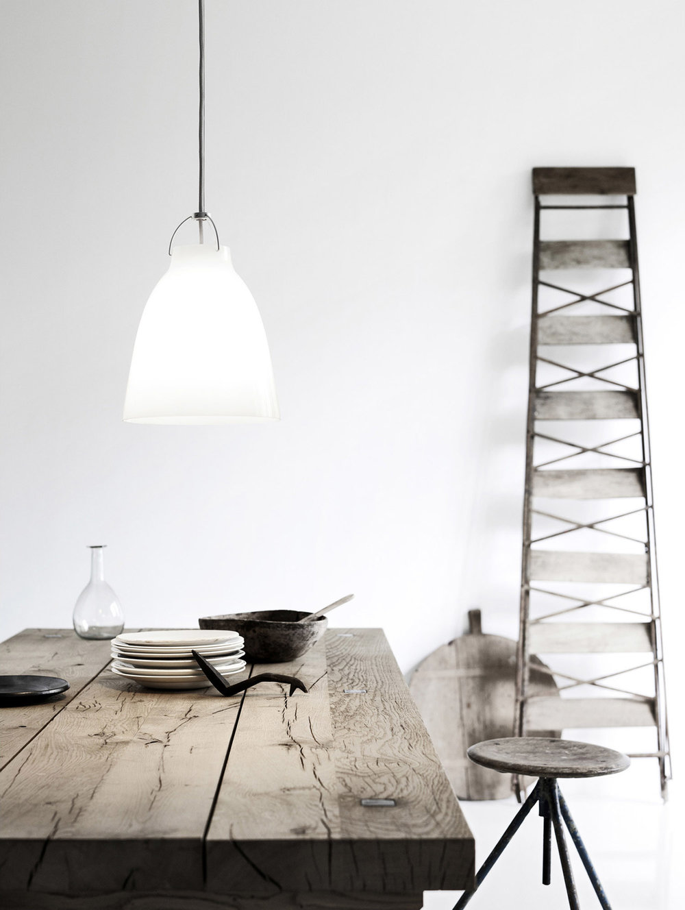 Caravaggio Pendant Light by Lightyears