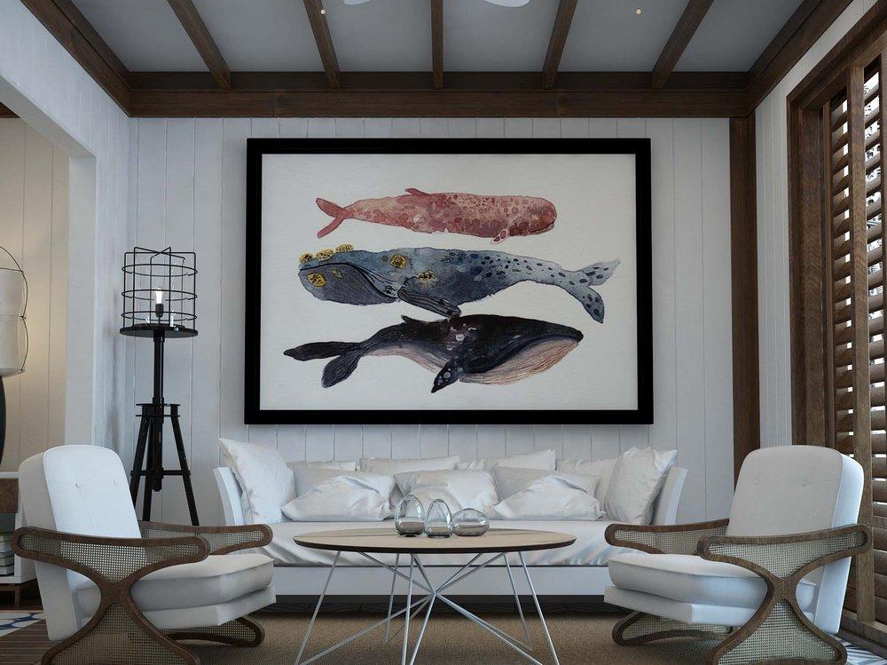 Hotel bedroom - Antalis Interior Design Awards