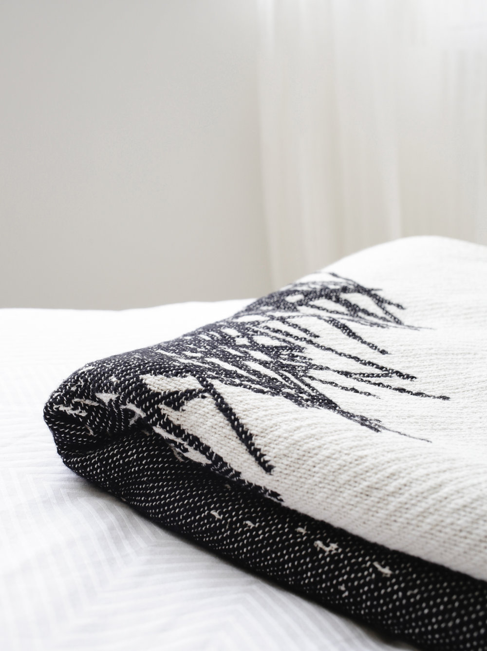 ZigZag Zurich Artist Blanket - Design Hunter