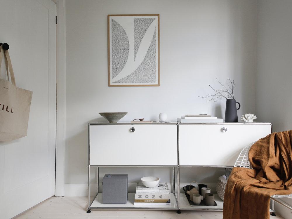 USM Haller cabinet - Design Hunter