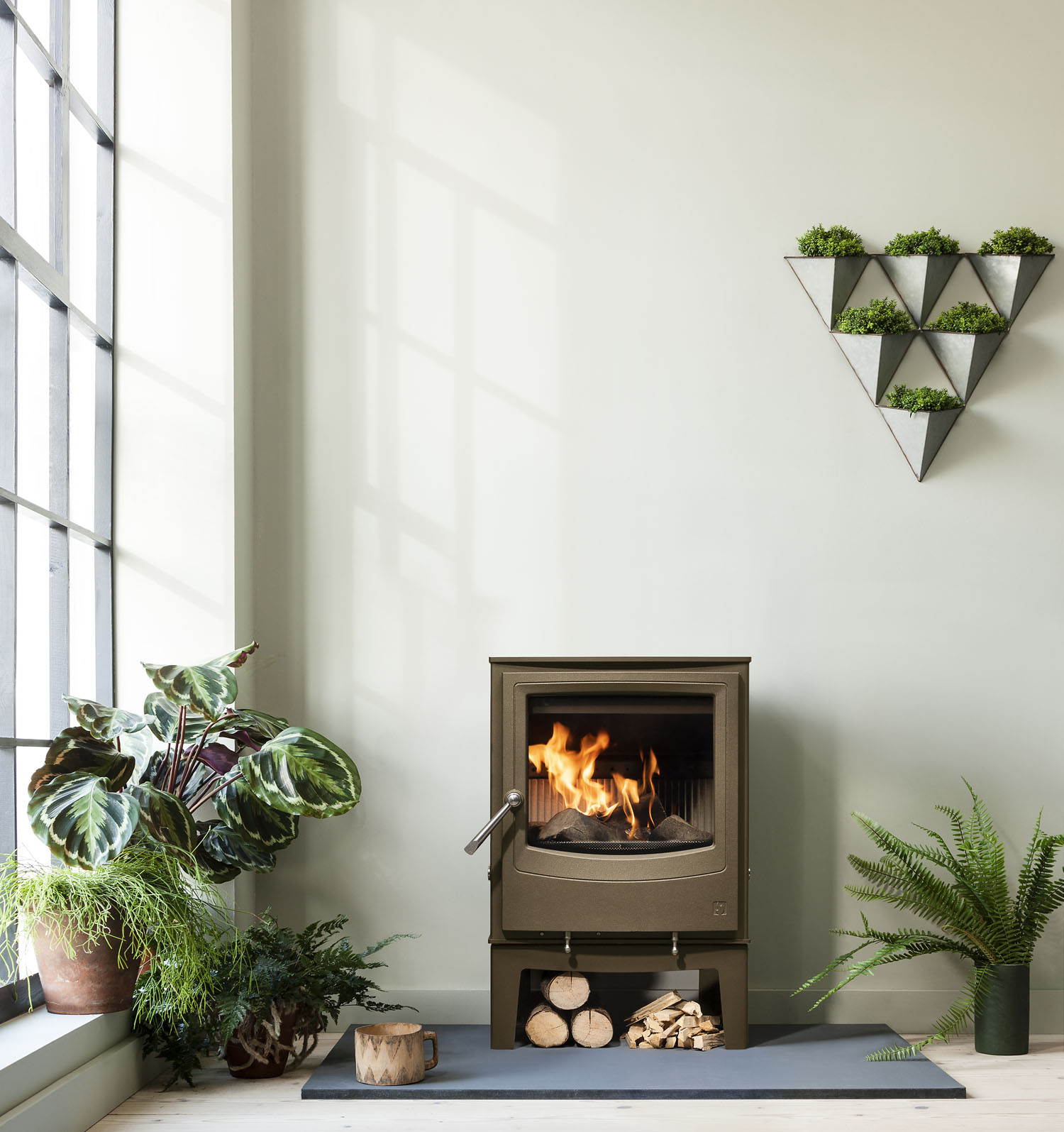 Choosing A Wood Burning Stove For Our Living Room Design Hunter
