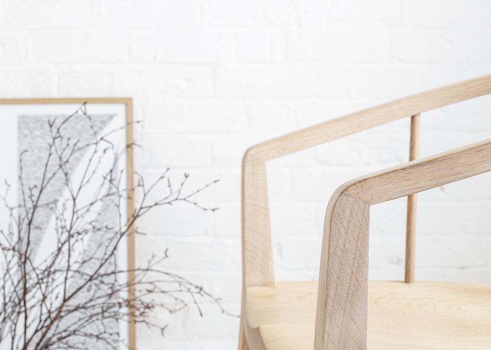 Lara armchair  by Carsten Astheimer