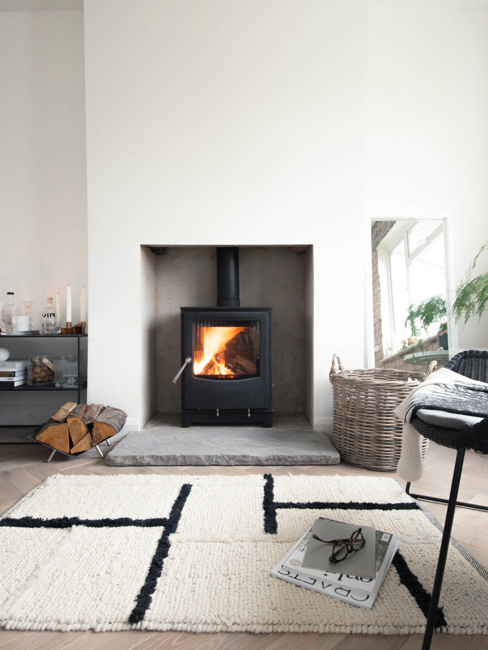 Marvelous Installing A Wood Burning Stove A Step By Step Guide Interior Design Ideas Greaswefileorg