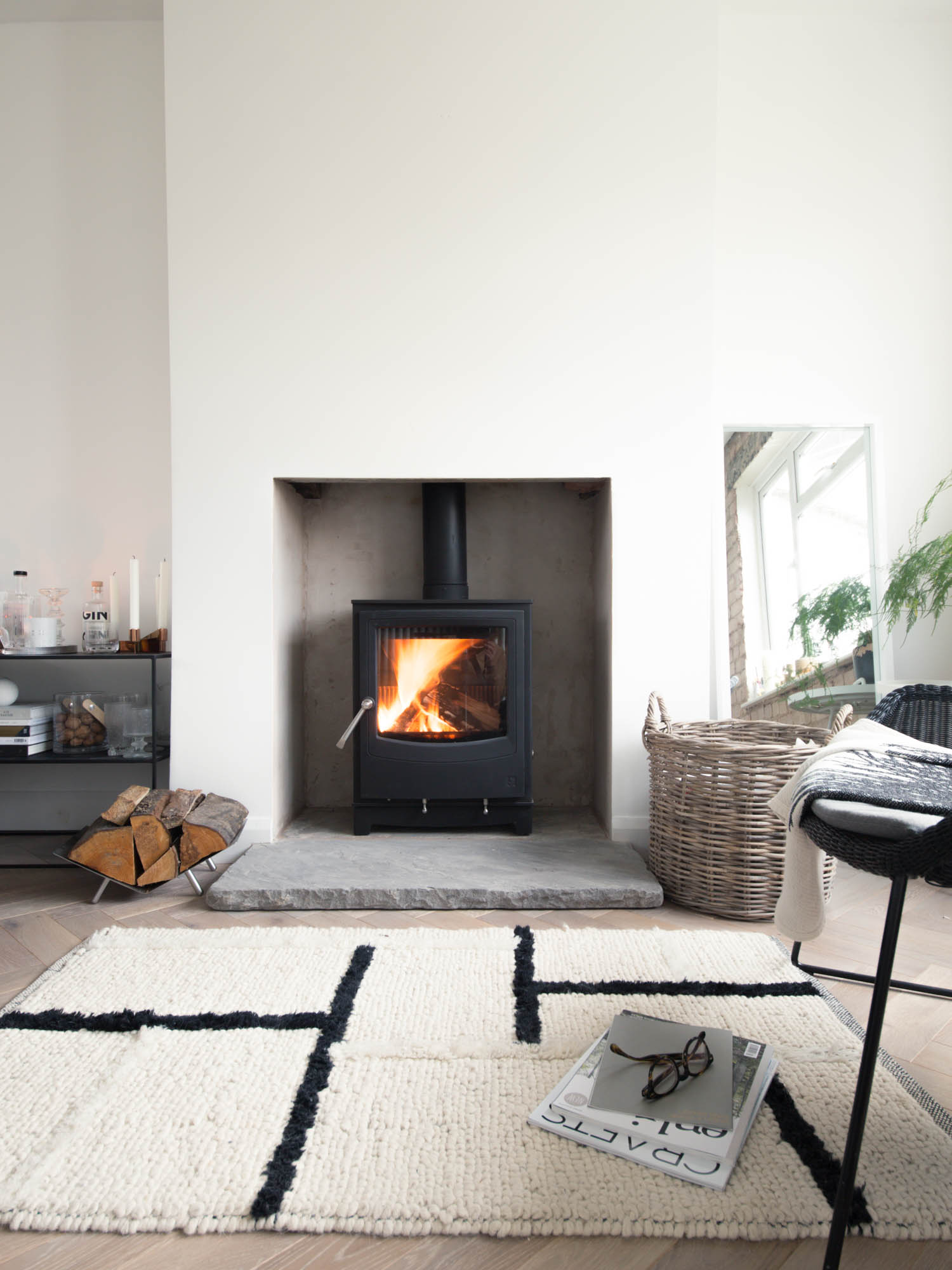 Installing A Wood Burning Stove A Step By Step Guide Design Hunter