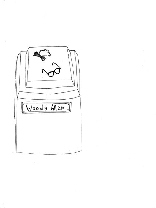 5bda164e9e Woody Before Allen — Masha Vasyukova