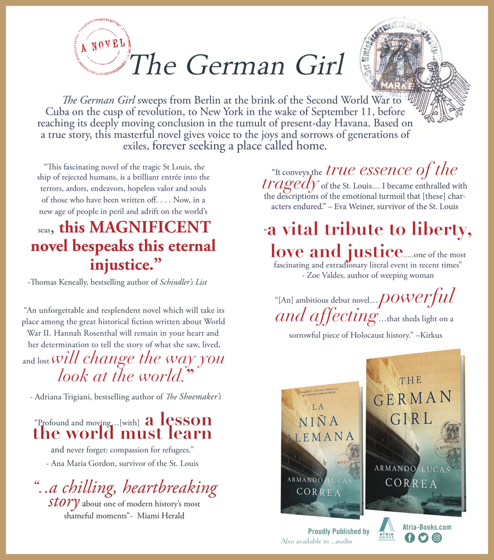 German Girl advertisement in  the New York Times  .